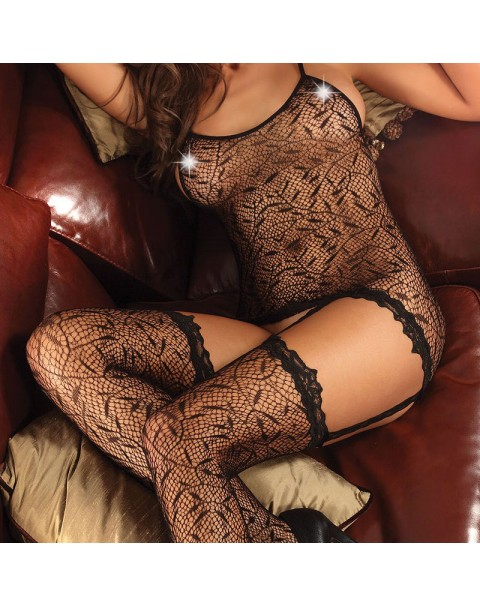 Corsetti Catriona Body Stocking UK Size 8 to 12