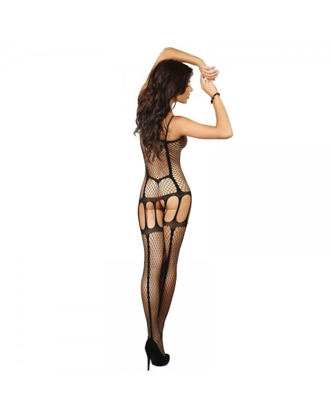 Corsetti Corina Body Stocking Black