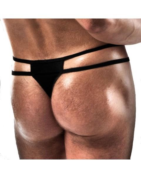 Passion Black Thong
