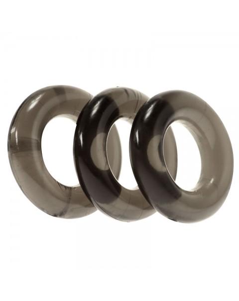 Rock Rings The 3 Ring Circus Cock Rings