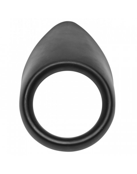 Taint Teaser Silicone Cock Ring And Taint Stimulator 2 Inch