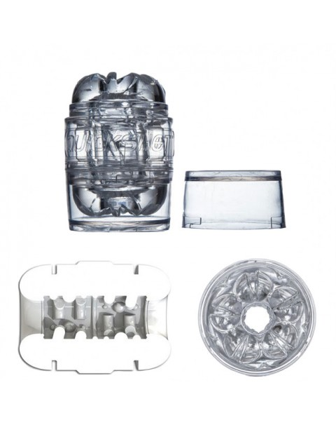 Fleshlight Quickshot Vantage Clear