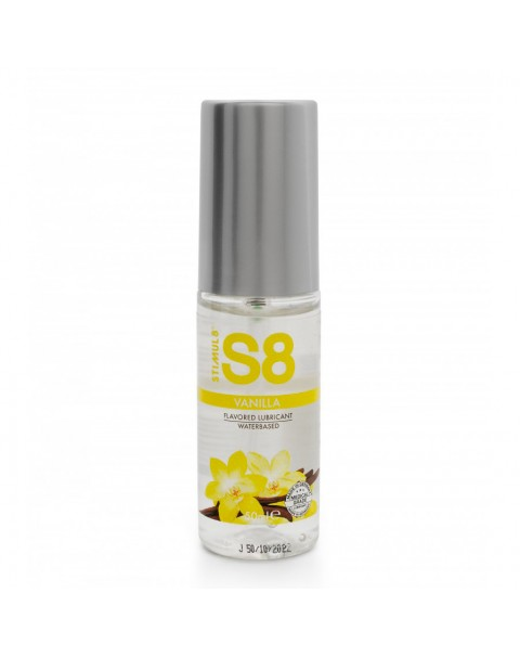 S8 Vanilla Flavored Lube 50ml
