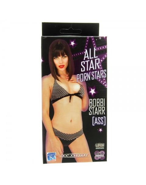 Bobbi Star Ass Masturbator