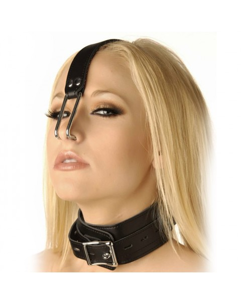 Collar With Nose Hooks