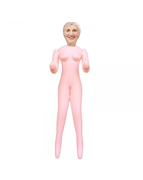 Greedy Gilf Blow up Doll