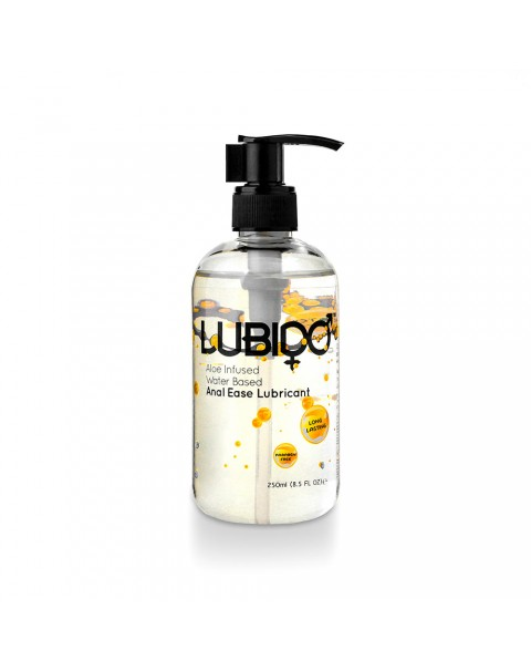 Lubido ANAL 250ml Paraben Free Water Based Lubricant